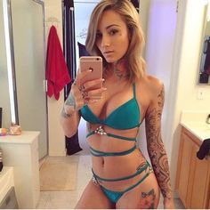 Busty Girls  With Tattoos (30 pics)