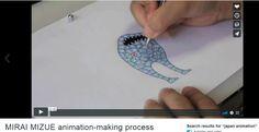 mizue - totálna animácia na papieri