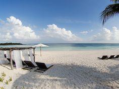 Esencia hotel on the Riviera Maya, Mexico