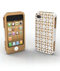 Tech Candy Phone Cover - Copper