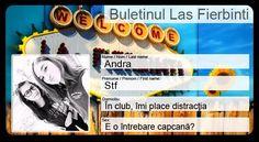 Care este buletinul tau de Las Fierbinti? - Sughy.com