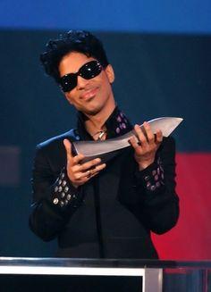 Prince - NAACP Lifetime Achievement Award