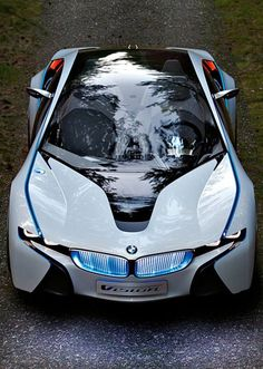 Wow! The BMW i8concept - the future of cars