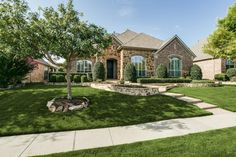 Twin Creeks Estate at 1830 Port Isabel Drive in Allen, Texas. #mynewhome #amazing #ebbyppp