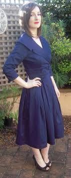 Courtney Coat Dress by Trashy Diva