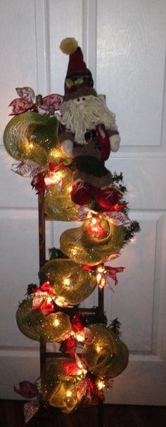 Christmas Ladder