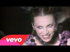 """Annie Lennox - No More """"I Love You's"""". """"Nobody ever speaks about the monsters..."""" I never tire of this song or this video."""