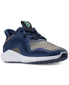 new styles 5475b 7395f adidas Men s Alpha Bounce Hpc Running Sneakers from Finish Line