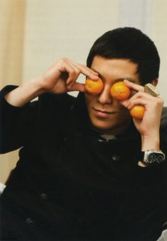 TOP and oranges