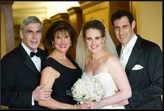 Lauren and Joseph with Joseph's family