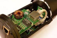 Raspberry Pi Cloud IP Camera With POE