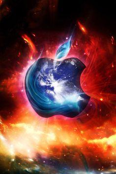 Apple computers!