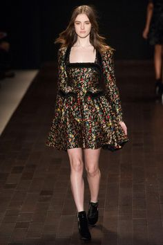 Jill Stuart Fall 2013 RTW Collection - Fashion on TheCut