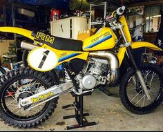Mx Bikes, Motocross Bikes, Vintage Motocross, Cool Bikes, Oldest Whiskey, Suzuki Motorcycle, Dirtbikes, Mini Bike, Classic Bikes