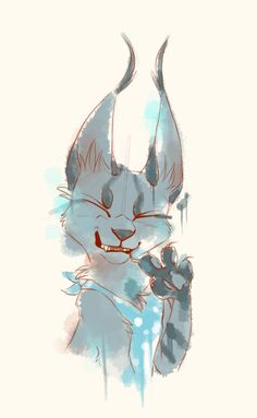 Cats n trash Warrior Cats Fan Art, Warrior Cat Drawings, Cat Furry, Furry Art, Cute Drawings, Animal Drawings, Anime Animals, Fantasy Creatures, Cool Artwork