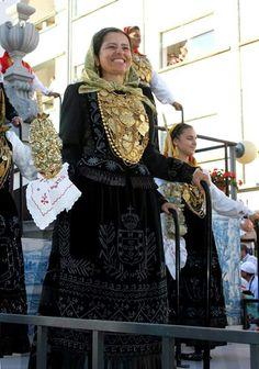Cortejo Etnográfico em Viana do Castelo - Portugal