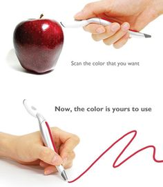 What a wicked idea ,just snatch a colour and off you go:0)