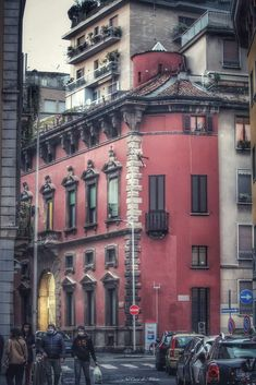 Italy, Mansions, House Styles, Decor, Italia, Decoration, Manor Houses, Villas, Mansion