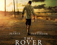 Key art for The Rover (Complete Process)
