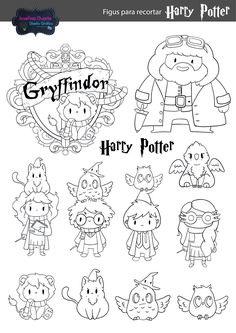 Harry Potter Kawaii, Harry Potter Nails, Harry Potter Props, Harry Potter Stickers, Harry Potter Classroom, Theme Harry Potter, Harry Potter Drawings, Harry Potter Pictures, Harry Potter Planner