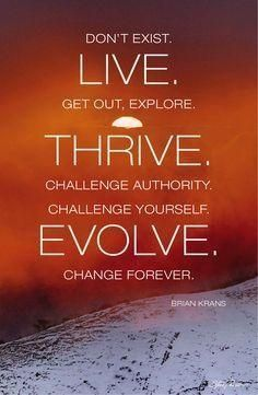 Image result for thrive quotes