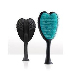 Tangle Angel Xtreme Detangling Brush - Black/Turquoise