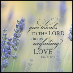 Psalm 107:8