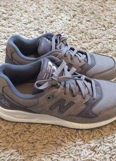 À vendre sur #vintedfrance ! http://www.vinted.fr/chaussures-femmes/baskets/32868966-baskets-new-balance-grises-neuves