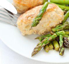 Savory Chicken Asparagus
