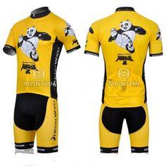 Cycling Clothing  Cheap 2012 Short Suit-Kung Fu Panda