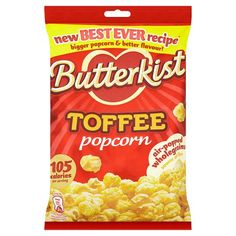 Butterkist Toffee Popcorn 200G