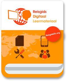 Reisgids digitaal leermateriaal