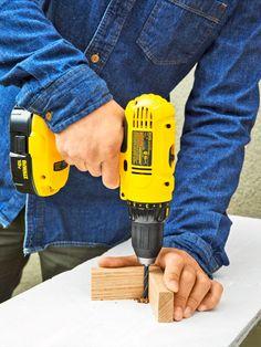 3 tips para taladrar agujeros muy rectos « Hacedores.com   Maker Community