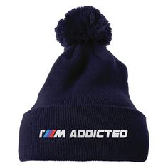 Our popular and good looking knit pom caps are perfect to meet all your needs. It's stylish for fashion look and keeps you warm. - Professionally designed and printed in U.S. - 100% turbo spun acrylic