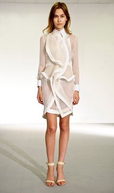 Preview - Givenchy Spring 2012 - Givenchy - Fashion Week - Runway, Fashion Shows and Collections - Vogue - Vogue