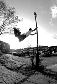 Parkour by Will J Carman Action photo