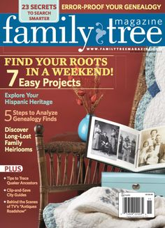 Trace Your Family Tree on Your Lunch Hour - Family Tree Magazine