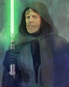 Art by Chema Mansilla  During a recent interview with Yahoo Movies, Mark Hamill talked about Star  Wars: The Force Awakens.