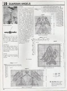 Decorative Crochet Magazines 62 - Gitte Andersen - Álbumes web de Picasa