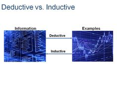 Approaches to Presenting Information and Examples