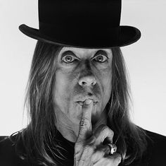Iggy Pop | by Antoine Le Grand