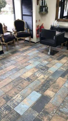 Wood Effect Tiles, Rustic Wood, Contemporary, Rugs, Home Decor, Farmhouse Rugs, Decoration Home, Room Decor, Carpets