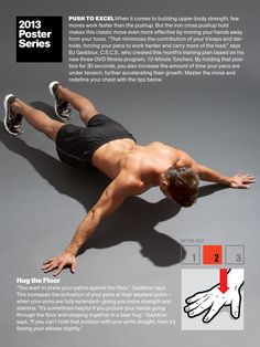The ultimate chest exercise