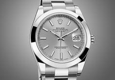 Rolex Datejust 41 Steel - Rolex Baselworld 2017 - Rolex Predictions 2017 - 3