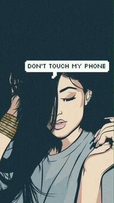 Dont Touch My Phone Iphone Wallpaper Free – GetintoPik Tumblr Backgrounds, Tumblr Wallpaper, Cool Wallpaper, Wallpaper Quotes, Wallpaper Backgrounds, Wallpapers Tumblr, Trendy Wallpaper, Beautiful Wallpaper, Painting Wallpaper