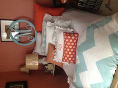 ME's dorm bedding