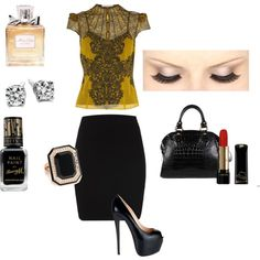 Sofisticated Sexiness, created by caranetta-wilson on Polyvore