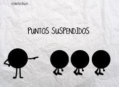 Puntos suspendidos - Happy drawings :)