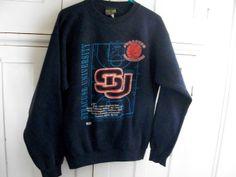 Vintage Syracuse University XL Sweatshirt-Perfect for a dedicated SU Basketball Fan $40.00