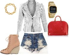 """""""Show Some Leg"""" by elise-shane on Polyvore"""